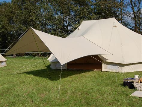 tent awnings tarp beige tc tent canopies tarps tents obelink co uk