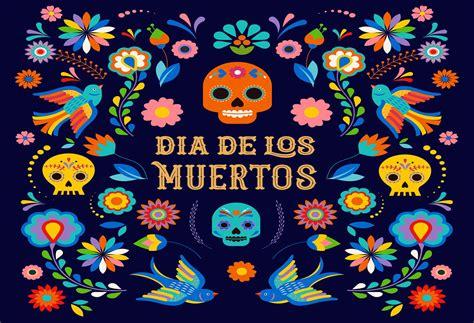 mehofoto day   dead backdrops  de la muertos