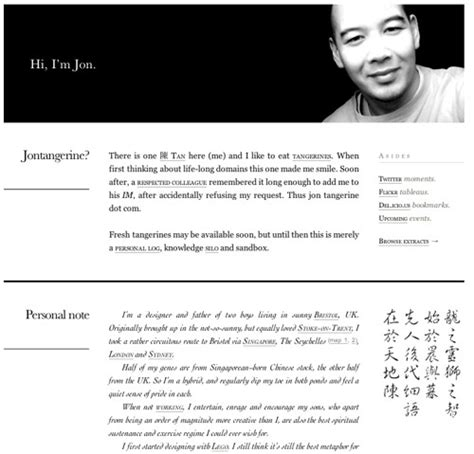design cv about me best practices for effective design of quot about me quot pages