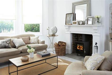 Next Living Room Designs by Styl Skandynawski Tim Kominki â Miejsce Peå Ne