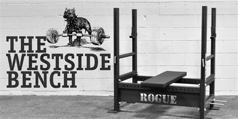 westside bench press product reviews archives page 3 of 4 rogue fitness