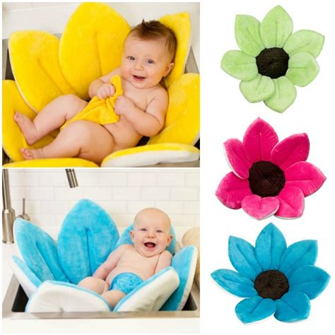 baby flower bathtub baby blooming bath flower sew inspiration fab art diy