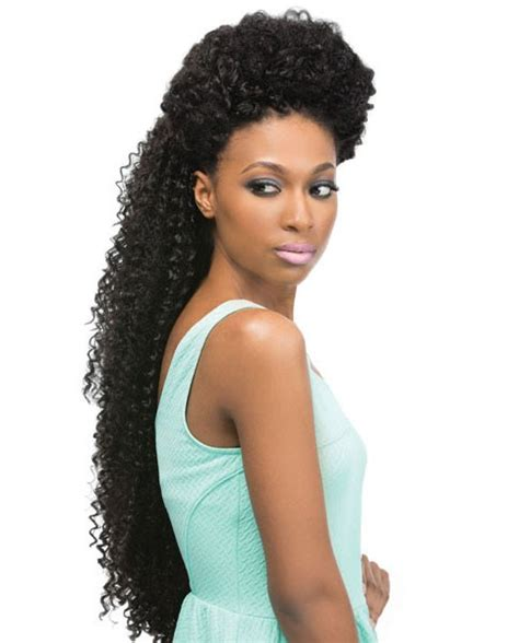 crochet hairstyles with xpression hair outre x pression crochet braid kinky curl 24 inch