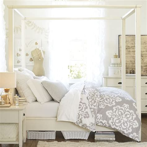 chatham canopy bed pb teen girl s fave s pinterest chatham canopy bed pbteen