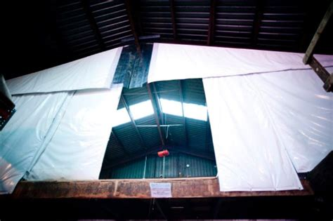 dock curtains control warehouse temperatures with loading dock curtains