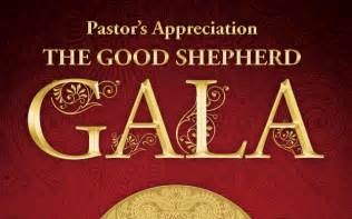 Pastor appreciation flyer