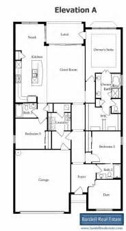 Del Webb Floor Plans Del Webb Orlando Davenport Florida Classic Floor Plans
