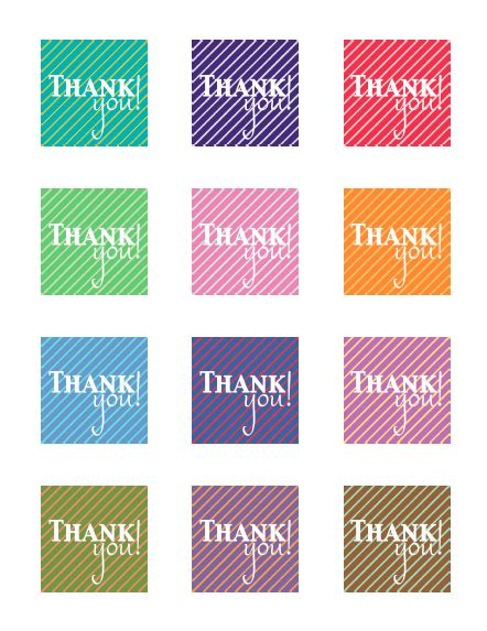 printable thank you label clean life and home freebie friday printable thank you