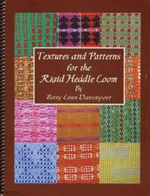 Weave It Rug Loom Textures And Patterns For The Rigid Heddle Loom