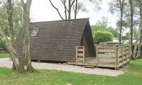 luxury log cabins in the lake district cing pods for