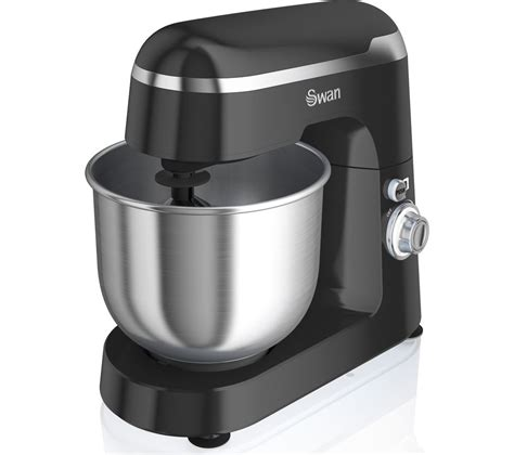 Buy SWAN Retro SP25010BN Stand Mixer   Black   Free