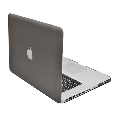 lilware smooth touch ultra slim matte plastic for 13 3 inch macbook pro 2nd generation