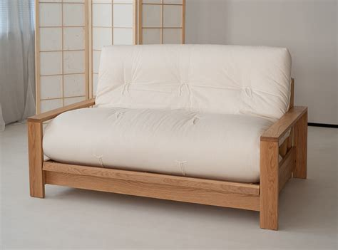 settee bed futon loose covers futon sofa bed natural bed company