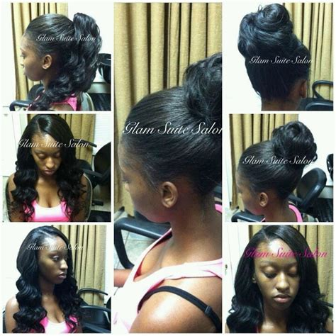 short style vixen sew in platinum blonde 27 piece weave pictures new style for