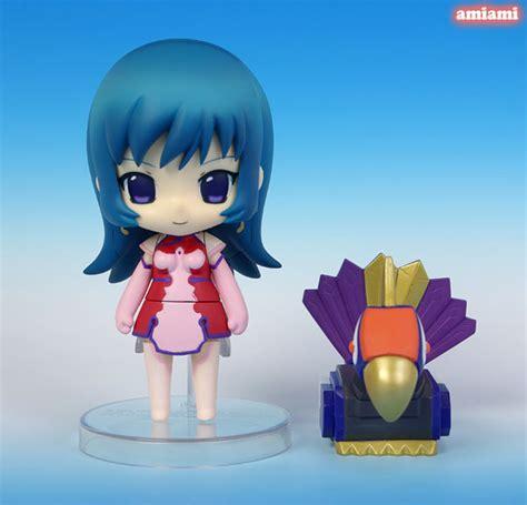 Smile Company Nendoroid Zoids Genesis Anime Figure No 26 Rei Mii amiami character hobby shop nendoroid zoids