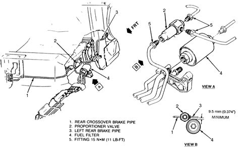 repair anti lock braking 1999 ford escort engine control repair guides brake operating system proportioning valve autozone com