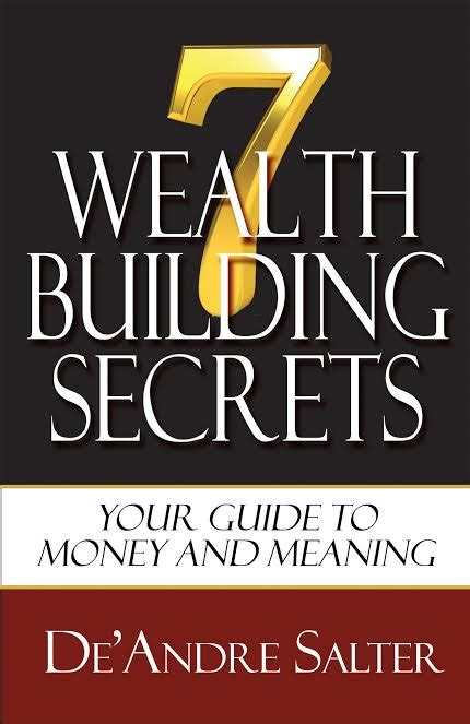 wealth building secrets from the bible the believer s journey to a faithful generous and financially free books entrepreneur and pastor release new book on wealth