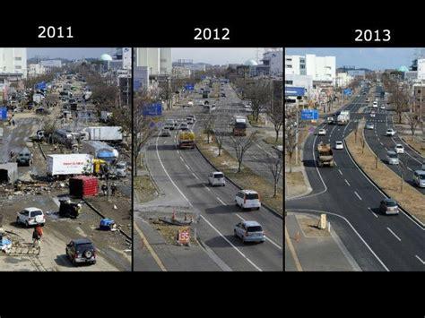 imagenes de japon despues del tsunami jap 243 n antes y desp 250 es del tsunami im 225 genes taringa
