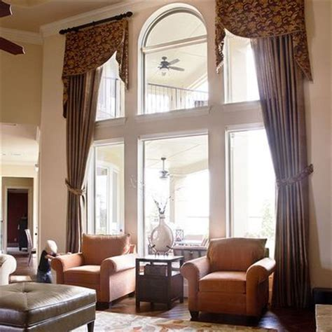 Two Story Curtains 1000 Images About Curtains For Two Story Windows On Pinterest