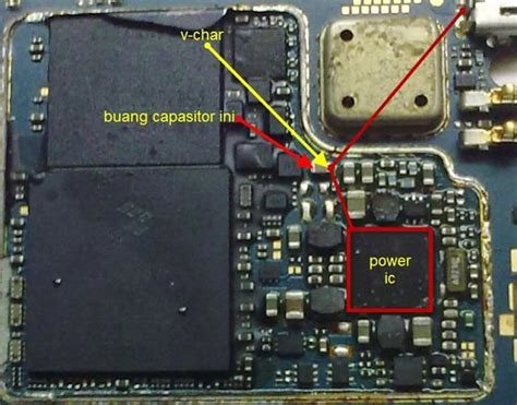 Baterai Power Bb Gemini 8520 blackberry curve 8520 not charging and not turning on