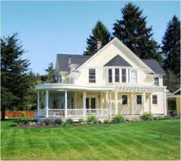 Farmhouse With Wrap Around Porch by Which Style Home Would You Choose Centsational