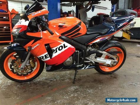2003 honda cbr 600 for sale 2003 honda cbr 600 rr 3 for sale in united kingdom