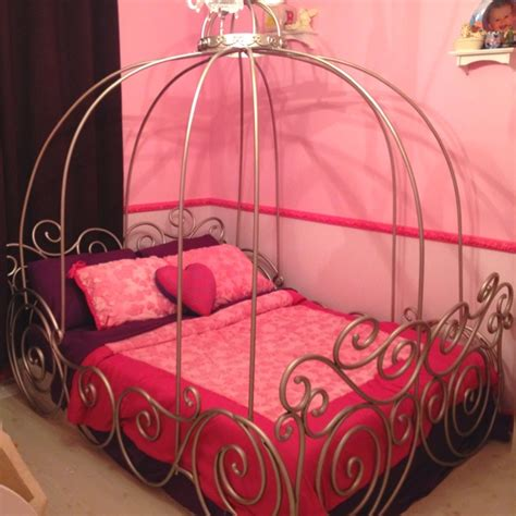 Cinderella Carriage Bed by Aka Cinderella S Carriage Bed Decor Princess