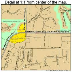 palm city florida map 1254175