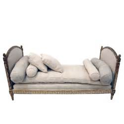 Louis Xvi Daybed Antique Louis Xvi Daybed