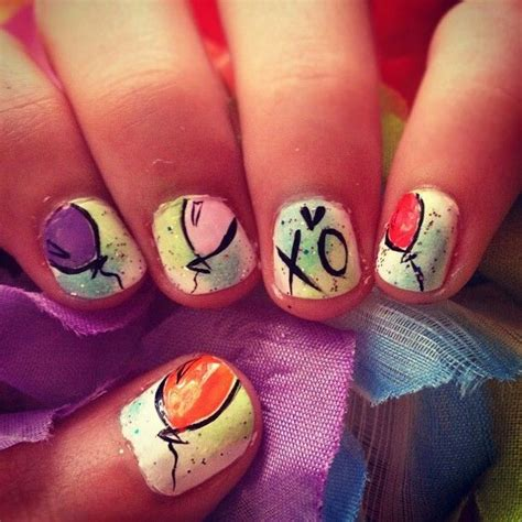 House Of Nails by House Of Balloons The Weeknd Xo Nails The Weeknd