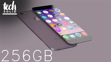256 gb iphones iphone 7 plus rumor