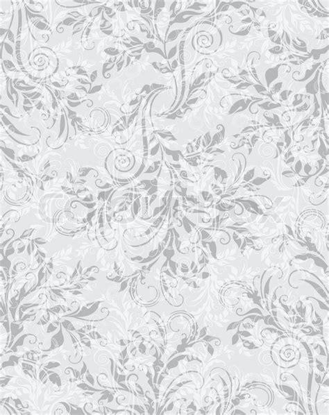 pattern vector elegant elegant decorative floral seamless eps10 pattern stock