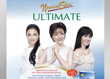 review harga nourish skin ultimate  nuriskin ultimate