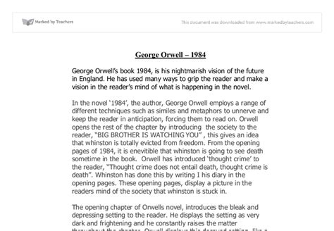 Essays On 1984 Orwell by Selecting Reference Writers Grfp Essay Insights Writing Suffolk Homework Help Writing