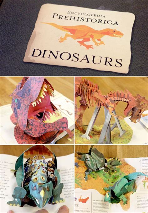 3 D Pop Up Digital Dinosaurus 25 best images about pop up on i pinocchio and paper pop
