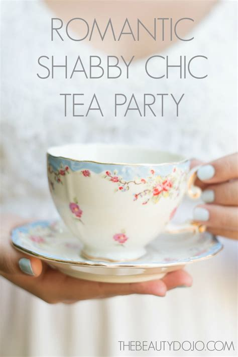 shabby chic tea shabby chic tea