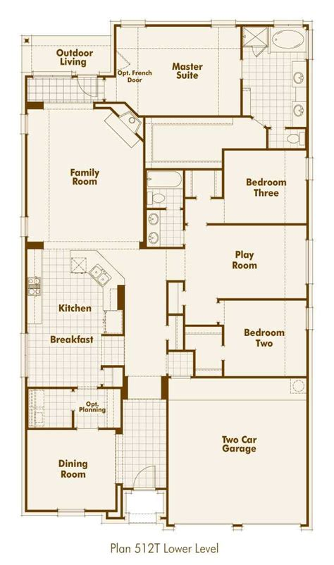 New Home Plan 512T in Bulverde, TX 78163