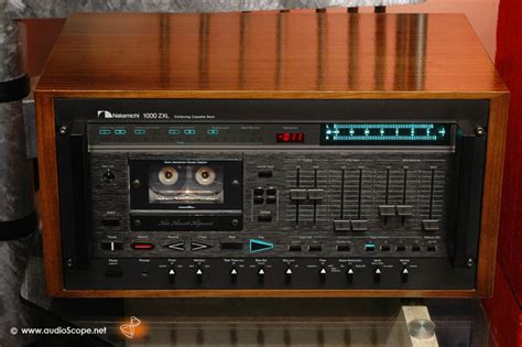 nakamichi 1000 cassette deck nakamichi 1000 zxl the legend for sale