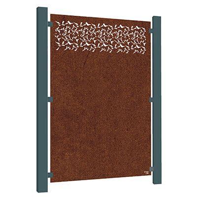 corten garden screens price privacy garden screen corten steel s3i