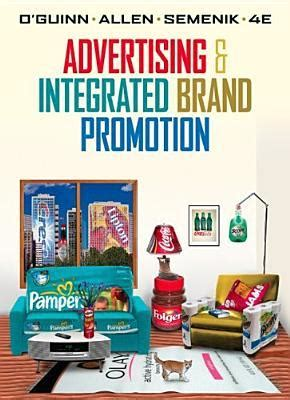 advertising and integrated brand promotion books advertising and integrated brand promotion with infotrac