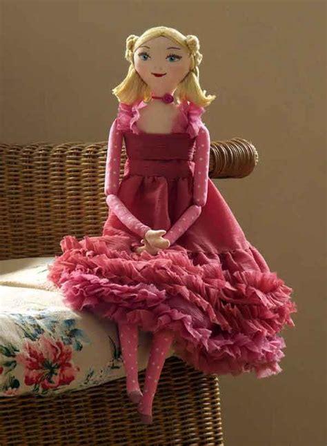 Handmade Ragdolls - image detail for hill handmade doll henrietta