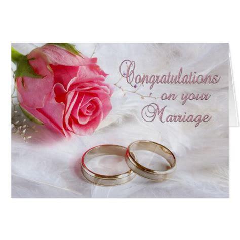 Wedding Congratulation Pictures by Congratulations Wedding Marriage Cards Zazzle