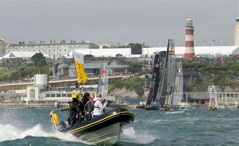 catamaran hire portsmouth rib charter news the america s cup coming soon to