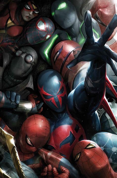 spider verse spider verse universo spiderman comicr 237 tico