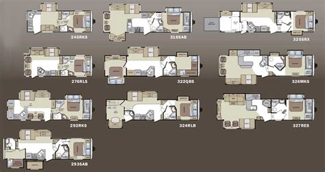 hitchhiker rv floor plans hitchhiker rv floor plans gurus floor
