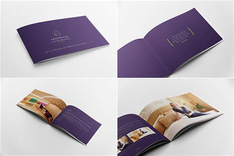 Hotel Brochure Design Templates by Restaurant Brochure Designs Templates Exles