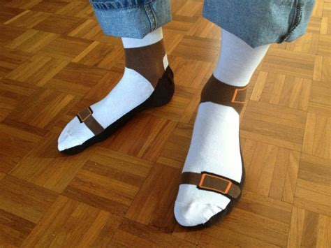 sandals socks what s worse than socks and sandals the poke