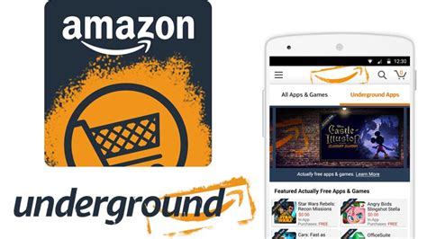 Amazon Underground App | amazon ends free app of the day promo and introduces