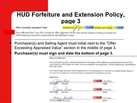hud section 3 contractor requirements how to complete hud sales contract package