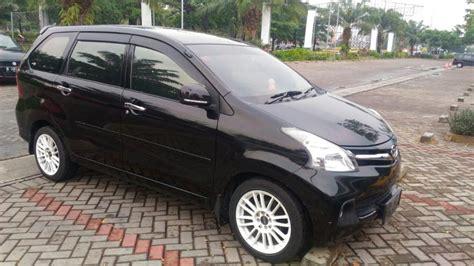 Rem Mobil Xenia di jual mobil xenia r 1 3 m t deluxe hitam mobilbekas